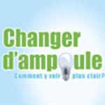 Illustration brochure ampoule