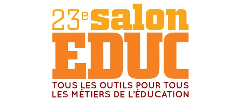Logo salon EDUC