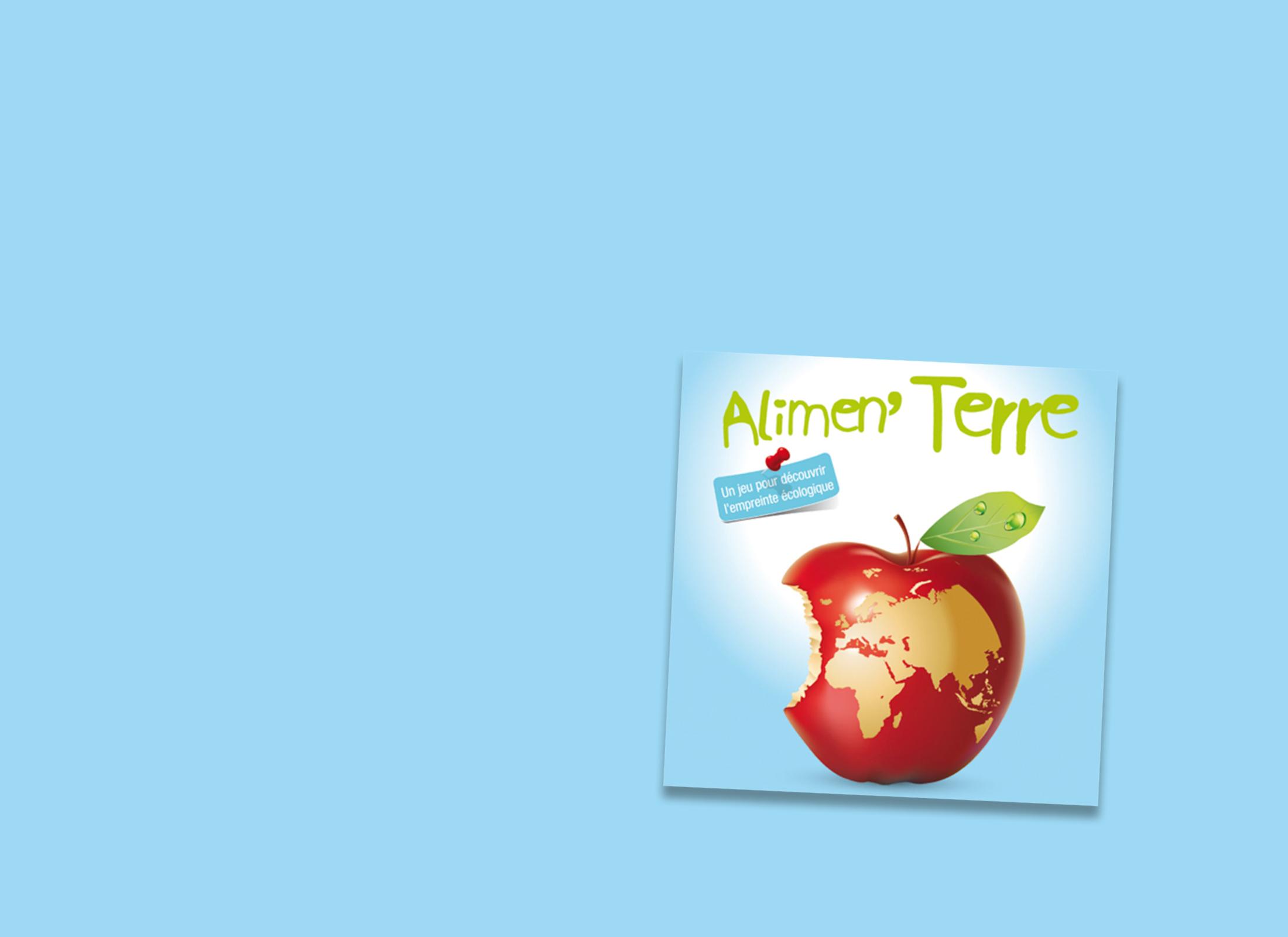 Illustration du jeu Alimen'terre