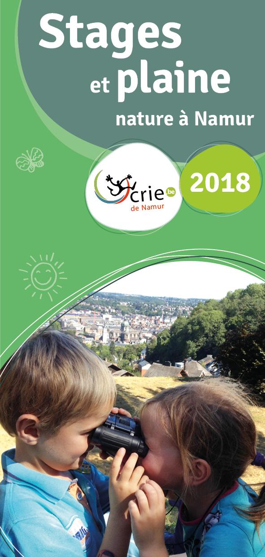 Stages, plaine et camp 2019 - Pâques et Été