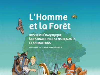 Dossier pédagogique l'homme et la forêt